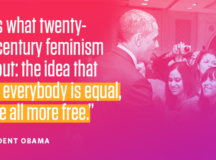 How I Learned Feminism Is Not A Zero Sum Game Or A Threat To My Masculinity