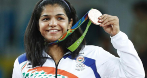 Indian Olympic Medallist Becomes A Role Model For Other Girls Who Want To Get Into Sports