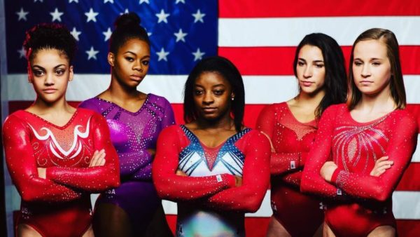 us-womens-gymnastics-team
