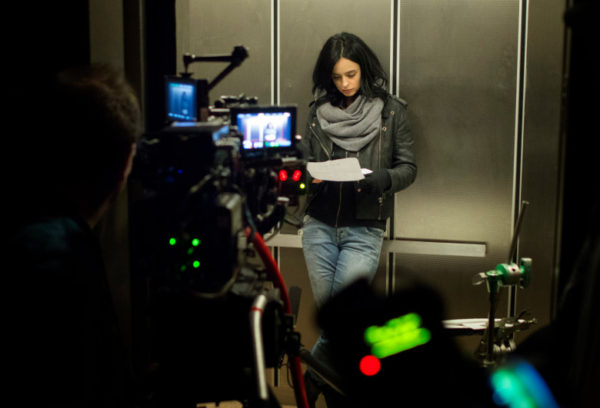 jessica-jones-on-set
