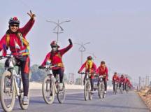 Kung-Fu Nuns Rode Through The Himalayas To Raise Awareness About Human Trafficking