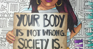 Canadian Artist Challenges Body Shaming Narratives With Body Positive Coloring Book