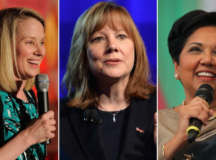 How Far Are Women Leaning In? The Number Of Female CEOs Tells Us It's Not Enough