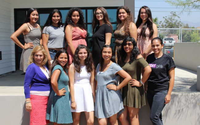 Teen Girls Win Major Grant For An Innovative Product They Designed