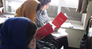 Afghanistan Female Writers Collective Using Words As A Weapon Against Injustice & Inequality
