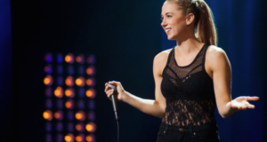Comedian Iliza Shlesinger On Her Brand Of Intelligent Feminism & How Comedy Can Change The World