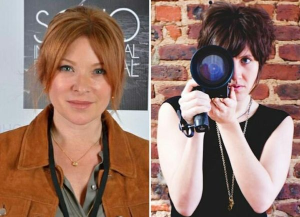 (left, Cady McClain, courtesy of Soho International Film Festival, right, Leah Meyerhoff, courtesy of Danielle Lurie)
