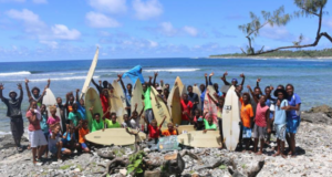 Vanuatu Surfing Association Launched Community Initiative To Battle Domestic Violence
