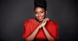 Author Chimamanda Ngozi Adichie On Her New Beauty Deal & Raising A Feminist Daughter