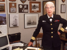 Finding Inspiration From The Life And Career Of Software Trailblazer & Navy Admiral Grace Hopper