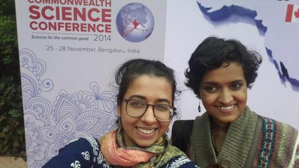 Nandita-Jayaraj-Aashima-Dogra-the-life-of-science