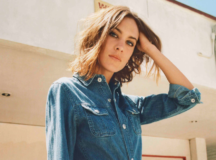 Alexa Chung Says Fashion Has A Long History With Feminism & The Politics Around Women's Bodies