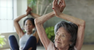 "FEMINIST FRIDAY: Athleta's ""Power Of She"" Video Series Tackles Ageism, Pregnancy & Body Image"