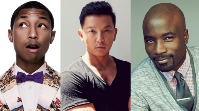 FEMINIST CONVERSATIONS: Pharrell Williams, Prabal Gurung & 'Luke Cage's Mike Colter