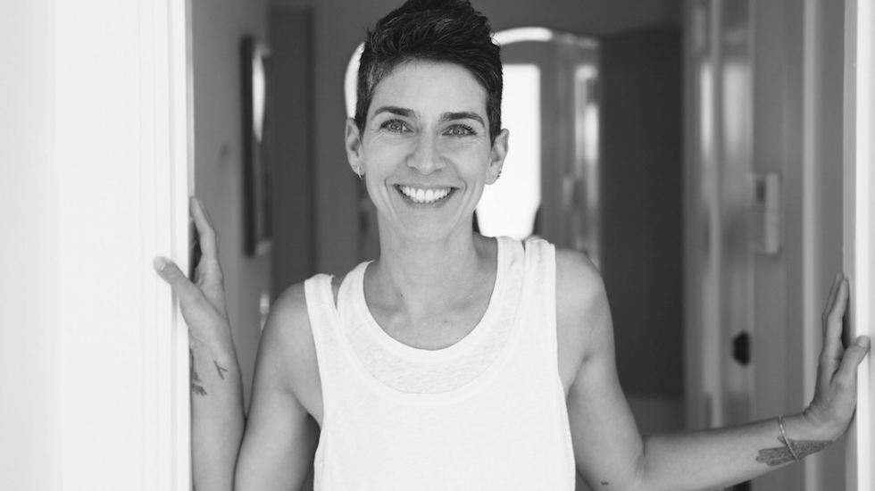 Powerful Equinox Campaign Features Cancer Survivor Proudly Showing Mastectomy Scars