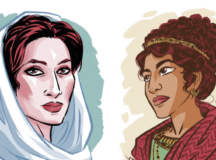 "Badass Historical Female Trailblazers Brought To Life In ""100 Days, 100 Women"" Art Series"
