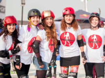 Meet The Women Leading The Roller Derby Revival In Egypt, Challenging Perceptions Of Arab Women