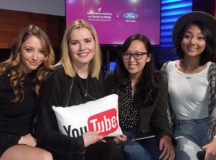 FEMINIST FRIDAY: Geena Davis Teams Up With Female Youtubers, & Fusion Exposes US Maternal Mortality Rates