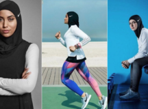 The Launch Of Nike's Pro Hijab Was Designed To Encourage More Muslim Women To Play Sports