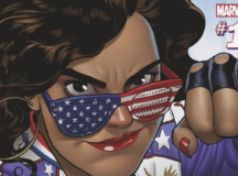 Marvel's New America Chavez Series Is The Queer, Latina, Superhero Story We've Been Waiting For