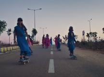 FEMINIST FRIDAY: India's 'Alpha Female' Skaters & Ashley Judd Discusses The Online Abuse of Women