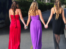 Push Ups And Prom Dresses: A Fitness Coach Shares Important Body Image Perspective For Girls