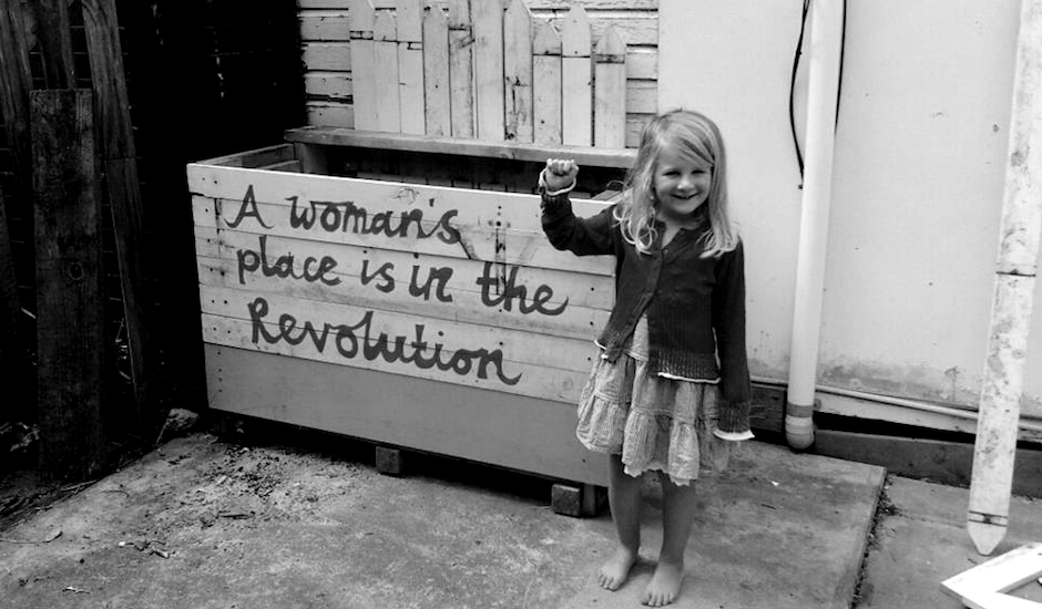 A Woman's Place Is In The Revolution. These Powerful Images From Around The World & Throughout History Prove It