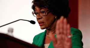 "FEMINIST FRIDAY: Rep. ""Auntie"" Maxine Waters & Teen Activist Deja Foxx Provide Political Mic Drops"