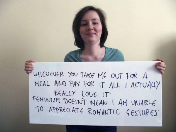 Am i dating a feminist