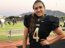 Meet Becca Longo – The First Female Recipient Of An NCAA College Football Scholarship