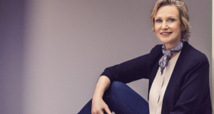 Actress Jane Lynch On Defying Hollywood's Default Gender Roles & The On-Screen LGBTQ Revolution