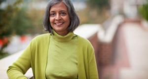 Indian Author & Professor Breaks Taboos On Sexuality, Feminism, Politics & Freedom For Women