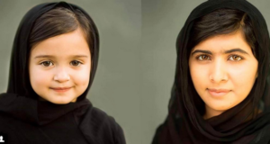 Mother Creates Instagram Series Of Her Daughter Dressed As Famous, Influential Global Women