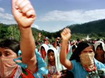 Indigenous Woman From The Zapatista Resistance Mov't To Run For President Of Mexico In 2018