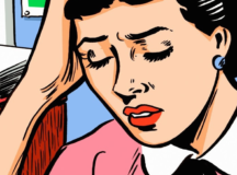 Studies Show Women Are Reporting Higher Levels Of Stress Than Men. Here's Why…