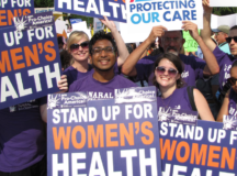 Team Up With NARAL This Summer To Fight The Patriarchy, Protect Repro Rights, & #Resist