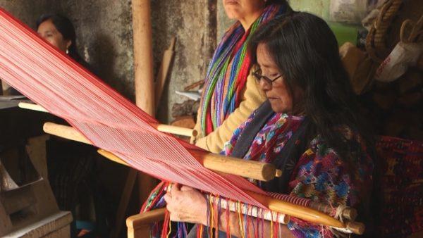 Indigenous Guatemalan Weavers Fighting Cultural & Corporate