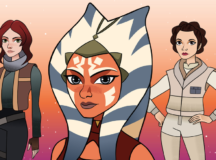 New 'Star Wars: Forces Of Destiny' Animated Series Features Female Characters At The Center