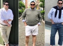 These Plus Size Activists Are Expanding Fashion Boundaries By Including Men In The Bo-Po Movement