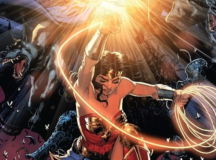 Comic Book Illustrator Nicola Scott On Drawing Wonder Woman & The Importance Of The Female Gaze