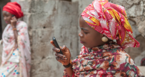 "Lifeline For Female Empowerment: Girl Effect Launches ""Girls Connect"" Mobile Service In Nigera"