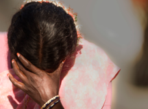 Indian Artist Dipti KulKarni Writes Poem About Domestic Violence, Giving Voice To Survivors