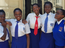 Teen Girls From Kenya Aiming To End Female Genital Mutilation With An App Called iCut