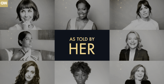CNN's 'As Told By Her' Project Celebrates Iconic Female