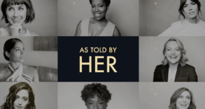 CNN's 'As Told By Her' Project Celebrates Iconic Female Characters & Women In Television