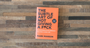 """The Subtle Art Of Not Giving A F**k"" Is The Most Appropriate Self-Help Book We Need Right Now"