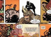 Marvel Comics' Newest Female Superhero Inspired By The Nigerian Chibok Elementary Girls