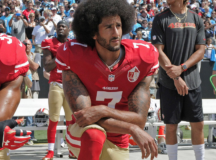 Colin Kaepernick's #TakeAKnee Movement Has Nothing To Do With The American Flag