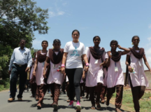 Woman Embarking On A 2000 Mile Trek Across India To Protest Against Rape & Misogyny