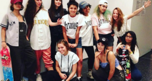 This Feminist Skateboarding Collective Wants To Disrupt The White, Male-Dominated Sport